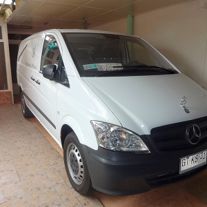 Carroza Mercedes Benz