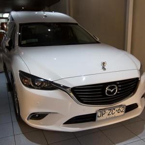 Carroza Mazda 6 - 2018